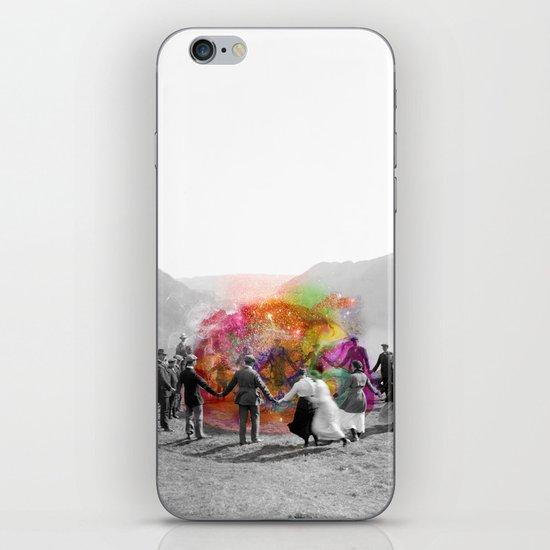 Conjurers iPhone & iPod Skin