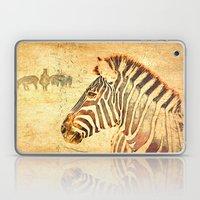 Zebra Dreams Laptop & iPad Skin