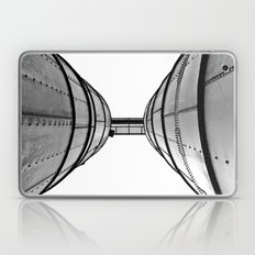 Industrial view up Laptop & iPad Skin