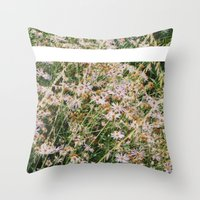 Bloomed Throw Pillow