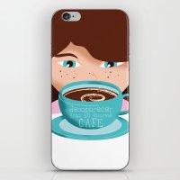 Deseos Mañaneros iPhone & iPod Skin