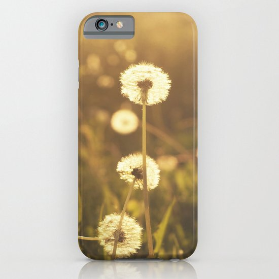 A Field of Wishes iPhone & iPod Case