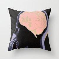 Hybrid Throw Pillow