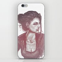 Gloomy Sunday iPhone & iPod Skin