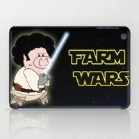 Farm Wars - Luke edition iPad Case