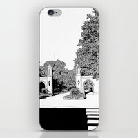bloomington III iPhone & iPod Skin