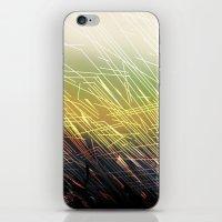 BREAKING GROUNDS iPhone & iPod Skin