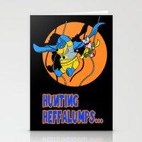 Bat Pooh! Stationery Cards