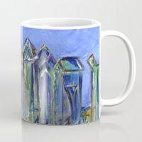 Blue Philadelphia Skylin… Mug