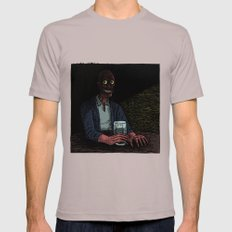 A stranger in the corner Mens Fitted Tee Cinder SMALL