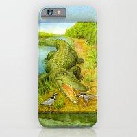 Crocodile iPhone 6 Slim Case