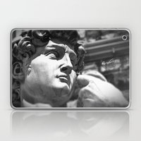 The David's Face, Floren… Laptop & iPad Skin