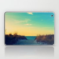 Walk in Love Laptop & iPad Skin