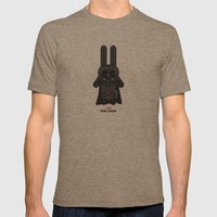 Sr. Trolo / Darth vader Mens Fitted Tee Tri-Coffee SMALL