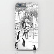Antarctic Explorer iPhone 6 Slim Case
