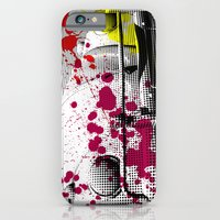 iPhone & iPod Case featuring On the run by ShimeraH