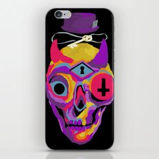 Dream Watcher iPhone & iPod Skin
