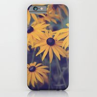Rudbeckia Obsession iPhone 6 Slim Case
