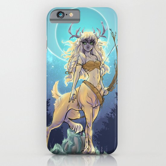 Golden Hind iPhone & iPod Case
