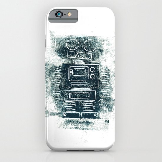 Robot Robot iPhone & iPod Case