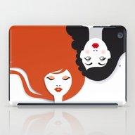 Beauty Comes In All Colo… iPad Case