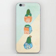 Fuck-You-llents iPhone & iPod Skin