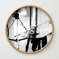 slaving  Wall Clock