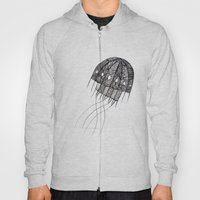 pattern jellyfish Hoody