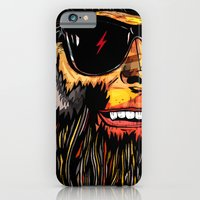 iPhone Cases featuring Teen Wolf by Vasco Vicente