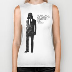 the lord of fashion Biker Tank