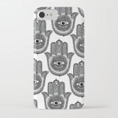 Hamsa Pattern Slim Case iPhone 7