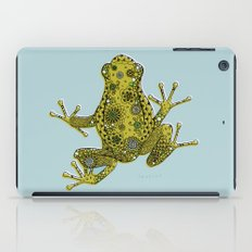 Little frog iPad Case