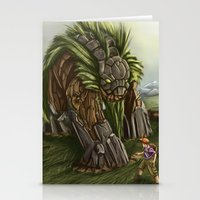 Earth Spirit Stationery Cards
