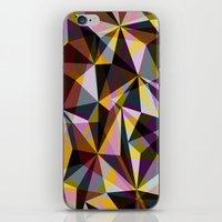 ∆ V iPhone & iPod Skin