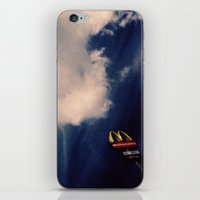 City Limits iPhone & iPod Skin