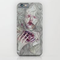 iPhone & iPod Case featuring Mary Rogers by Georgiath