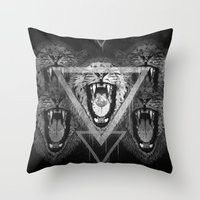 A Moon For Breakfast (mo… Throw Pillow