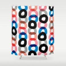 Polo chain Shower Curtain