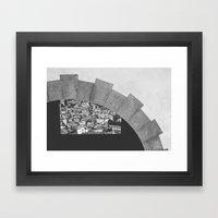 Napoli Città Nascosta Framed Art Print
