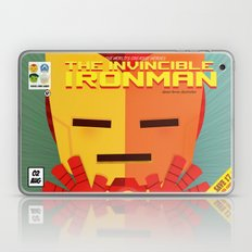 ironman fan art Laptop & iPad Skin