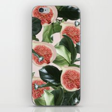 Figs & Leaves #society6 … iPhone & iPod Skin