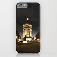 iPhone & iPod Case featuring Mannheim Wasserturm by Marco Vedana