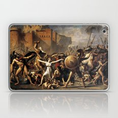 The Intercession of the Sabine Women Laptop & iPad Skin