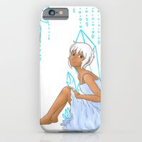 Isabelle and crystals iPhone 6 Slim Case
