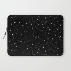 Constellations (Black) Laptop Sleeve