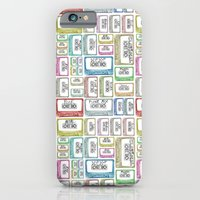 Tape Mix 2 Vintage Casse… iPhone 6 Slim Case