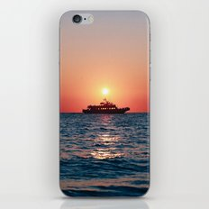 Cape May Sunset Cruise iPhone & iPod Skin