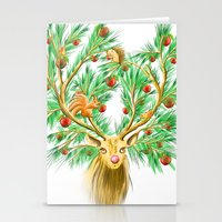 Have You Finish Your Chr… Stationery Cards