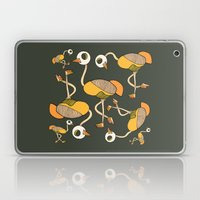 keep your head up - ostrich 3 Laptop & iPad Skin