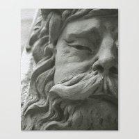 St. Augustine Canvas Print